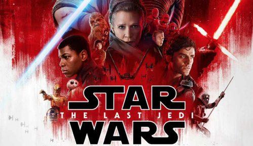 Premijera Star Wars - Poslednji džedaji sutra 10