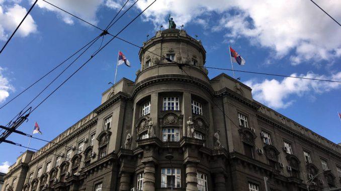 Turistički radnici predali zahteve Vladi Srbije 2