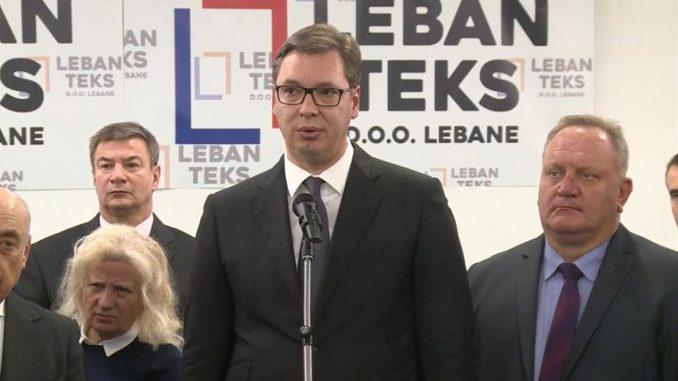 """Vučić o """"američka"""" N1: Govorim istinu, ne snosim odgovornost 1"""