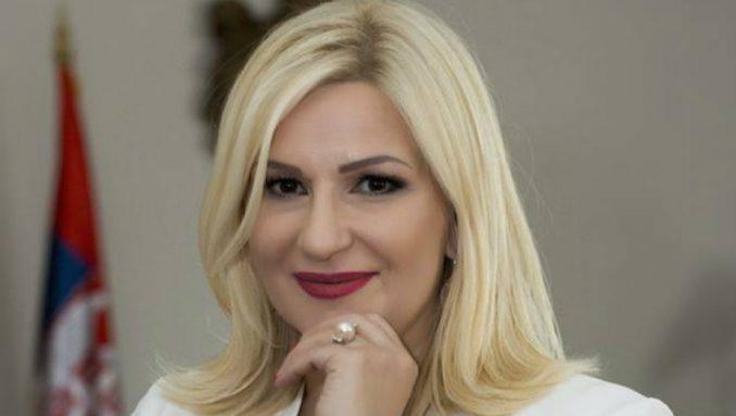 Lažni profili Zorane Mihajlović na društvenim mrežama 4