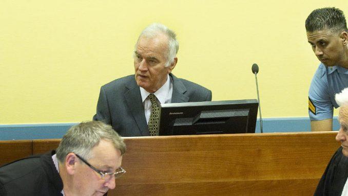 Odbrana Ratka Mladića predala žalbu 1