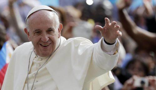 Papa 7. maja u Skoplju 15