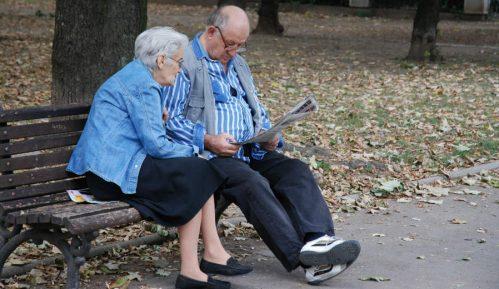 Povećanje od pet odsto za penzionere 13