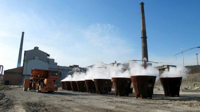 Kineska kompanija Zi Đin zvanično preuzela RTB Bor 4