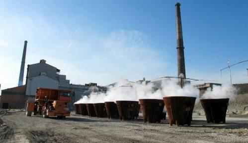 Sumpor-dioksid u tragovima 10