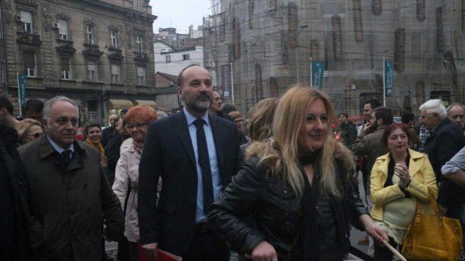 Janković: Nalog za zataškavanje u Savamali stigao iz vrha policije 1