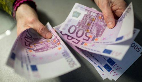 ECB: Mala mogućnost zaraze preko novčanica evra 6