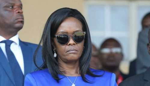 Doktorat Grejs Mugabe pod lupom javnosti 14