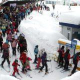 Sneg zarobio 10.000 turista u Italiji 15
