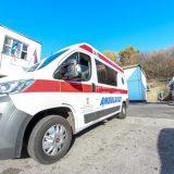 Sudar autobusa i automobila na auto-putu kod Niša, dve osobe povređene 10