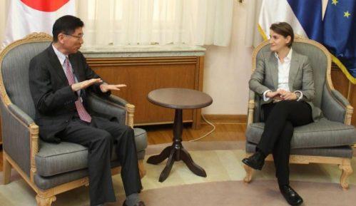Brnabić: Srbija zainteresovana za japanske investicije 7