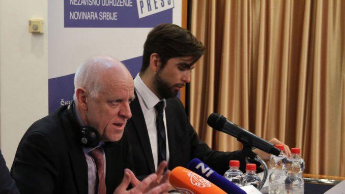 Podržati slobodu medija u Srbiji. I tačka! 1