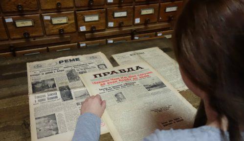 Kako je u Beogradu proslavljena Nova 1940. godina? 10