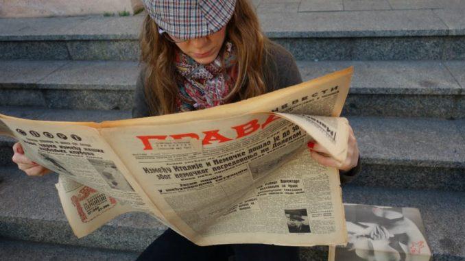 Novine pre 80 godina imale milionski tiraž 1