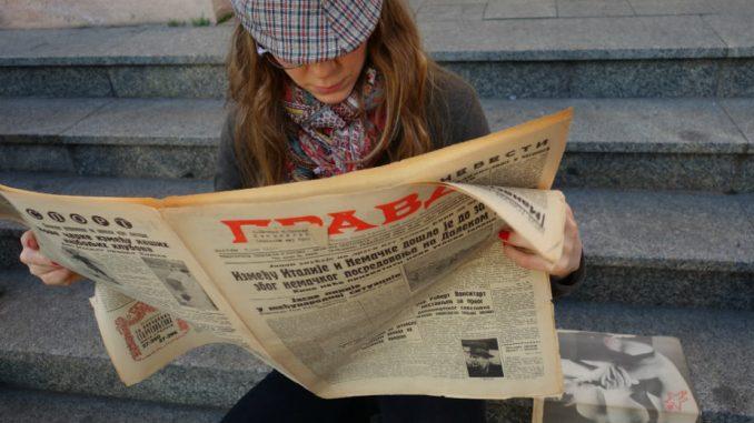Kako su izgledale srpske novine pred izbijanje Balkanskih ratova? 1
