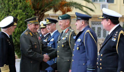 Razvijena vojna saradnja Srbije i Grčke 13