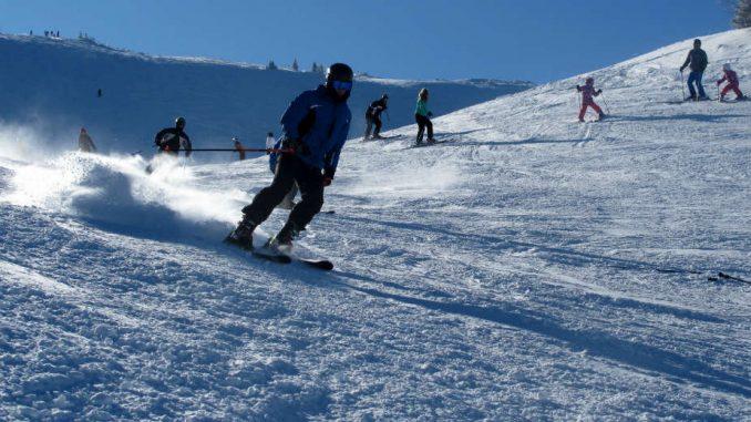 Rekordnih 20.000 skijaša na Jahorini 1