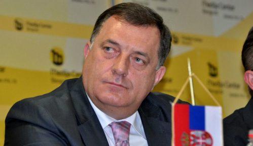 Dodik ipak na sastanku uz zastave BiH sa delegacijom SAD 8