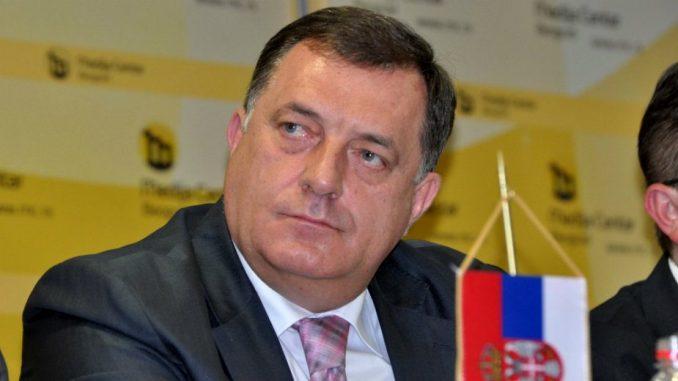 """""""Lažna vest"""" uzrok obračuna Dodika sa NATO 1"""