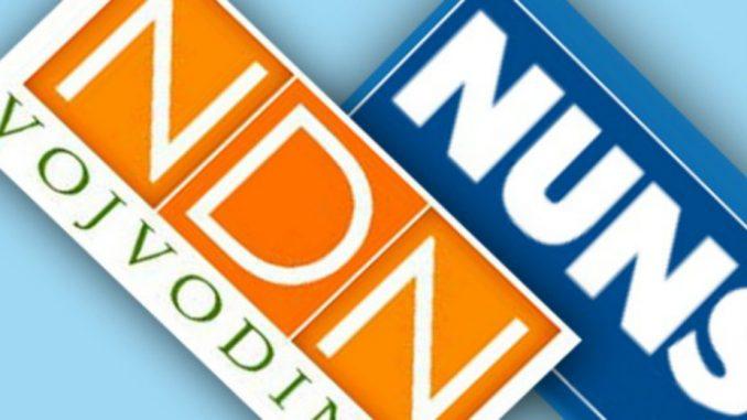 NUNS i NDNV: Ministar i sekretar moraju da odu zbog besramnog saopštenja 1