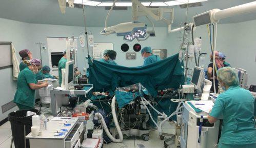 Nove transplantacije jetre i bubrega u VMA 5