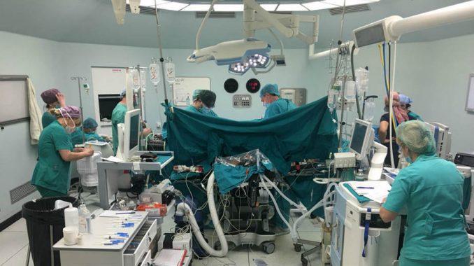 Nove transplantacije jetre i bubrega u VMA 1