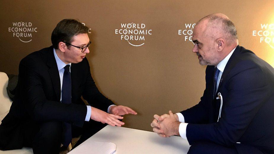 Rama pozvao Vučića da osudi Vulinovu izjavu o velikoj Albaniji 1