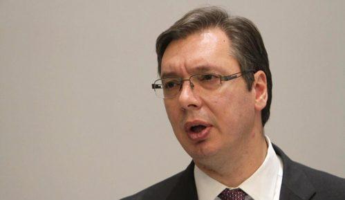 Vučić: Nisam dobio plan za rešenje Kosova, ali sam dobio naznake 8