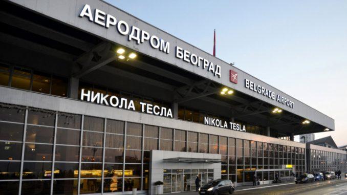 Aerodrom Nikola Tesla Beograd promenio logotip ali ne i ime 4