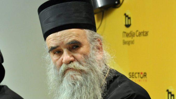 Amfilohije: Carigradski patrijarh razjedinjuje 1