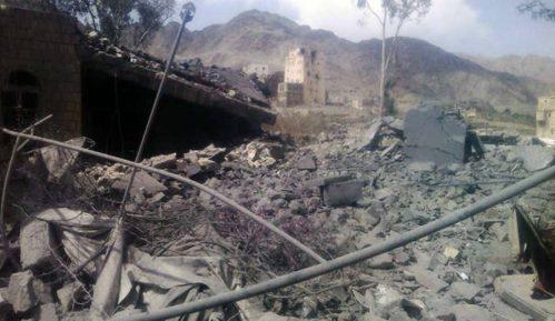Gazni: Vazdušni udari snaga SAD kao odgovor na napad talibana 14