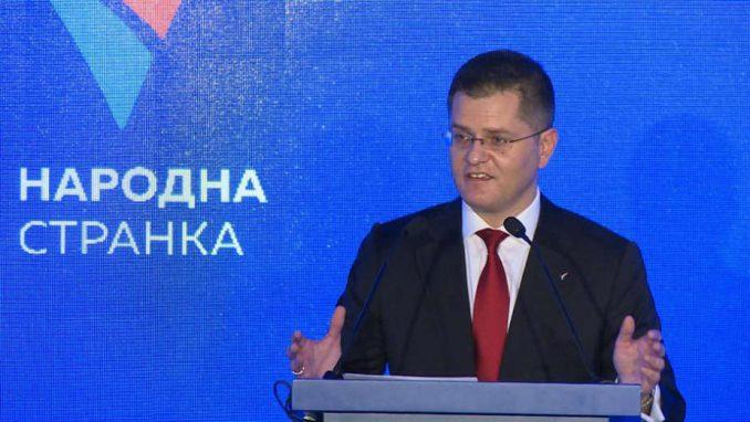 Jeremić: Ulazimo u drugu fazu protesta, Vučić kao Šojić 1