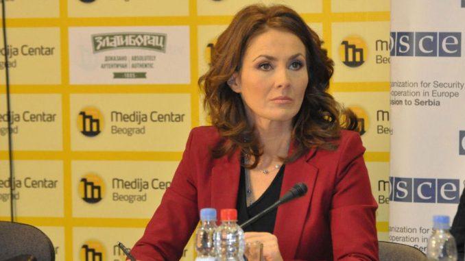 Brankica Janković osudila izjavu Sergeja Trifunovića 1