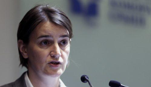Brnabić garantuje da priznanje Kosova neće biti uslov za EU 6