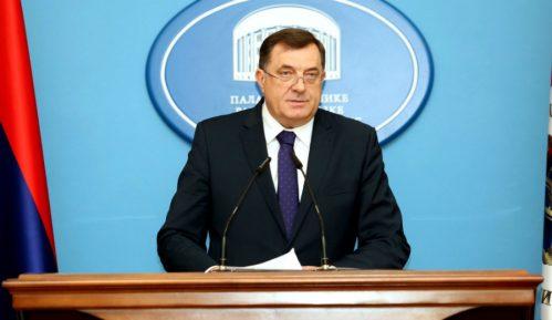 Dodik: Lažne optužbe protiv RS 12