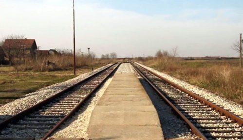 "Železnica Bujanovac-Preševo neprohodna, zapalila se lokomotiva ""Srbija Karga"" 8"