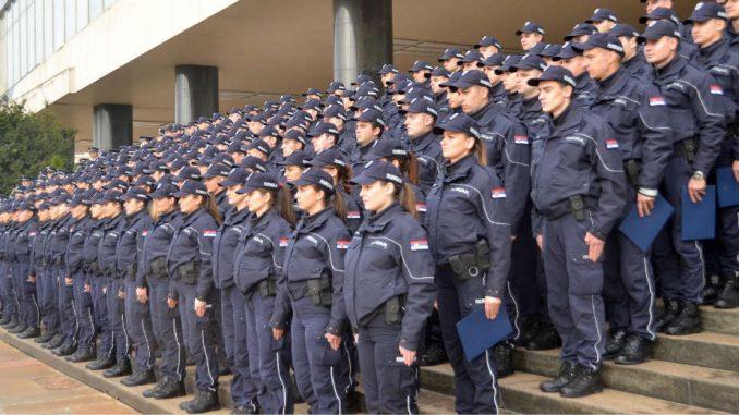 MUP: Raspisan konkurs za 600 polaznika Centra za osnovnu policijsku obuku 1