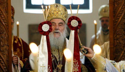 SPC: Istrgnuta izjava patrijarha 14