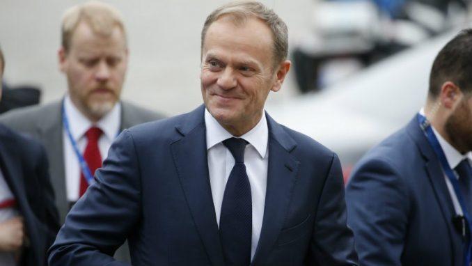 Donald Tusk jedini kandidat za novog predsednika Evropske narodne partije 1