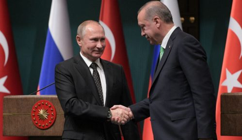 Putin i Erdogan o situaciji u Siriji 15