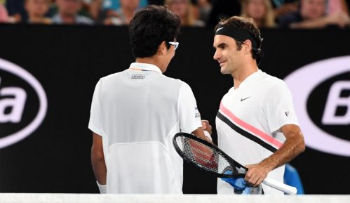 Federer u finalu AO, nakon predaje Čunga 14