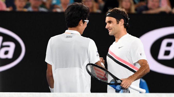 Federer u finalu AO, nakon predaje Čunga 1