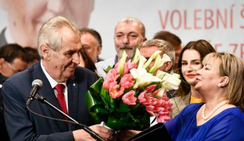 Zemanu još jedan mandat u Češkoj 10