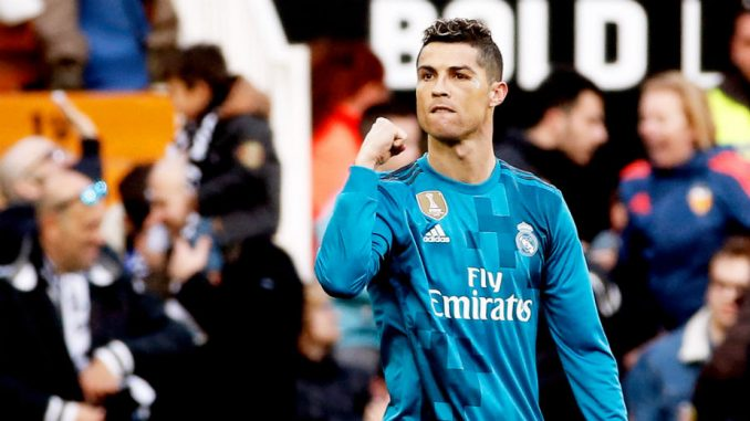 Ronaldo dao 101. penal u karijeri 1