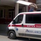 Vrnjačka Banja: Vozač automobila povređen u sudaru sa vozom 12