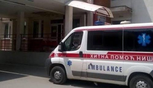 Čačak: Mladić se polio benzinom i zapalio, povređen policajac 12
