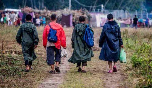 Atina pravi kamp za izbeglice koji žive na ulicama 1