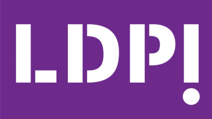 LDP sutra ide na dijalog 1