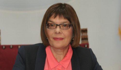 Maja Gojković i Mekalister o evrointegracijama i radu Skupštine Srbije 2