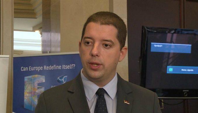 Đurić: Srbija neće dozvoliti ugrožavanje bezbednosti Srba na Kosovu 1